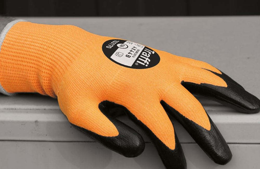Keep the gloves on!
